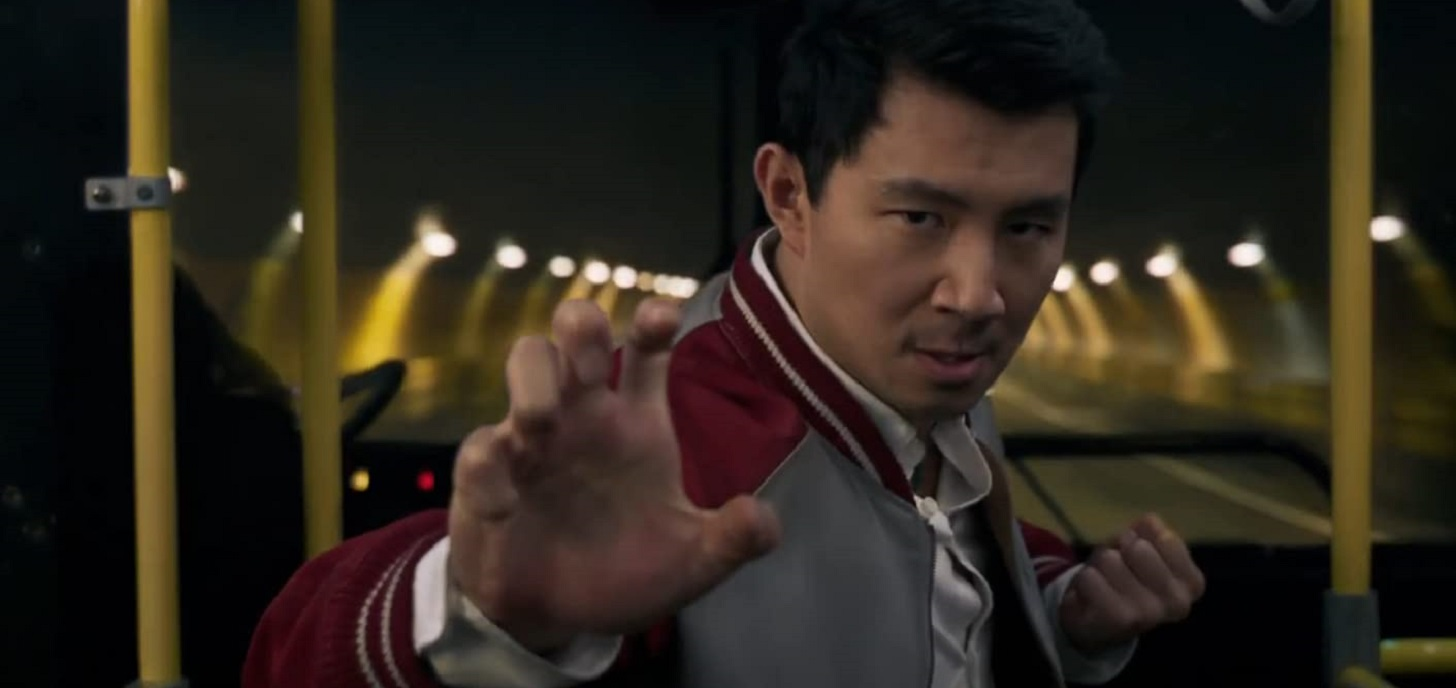 Coming Soon: Shang-Chi and The Legend of 10 Rings