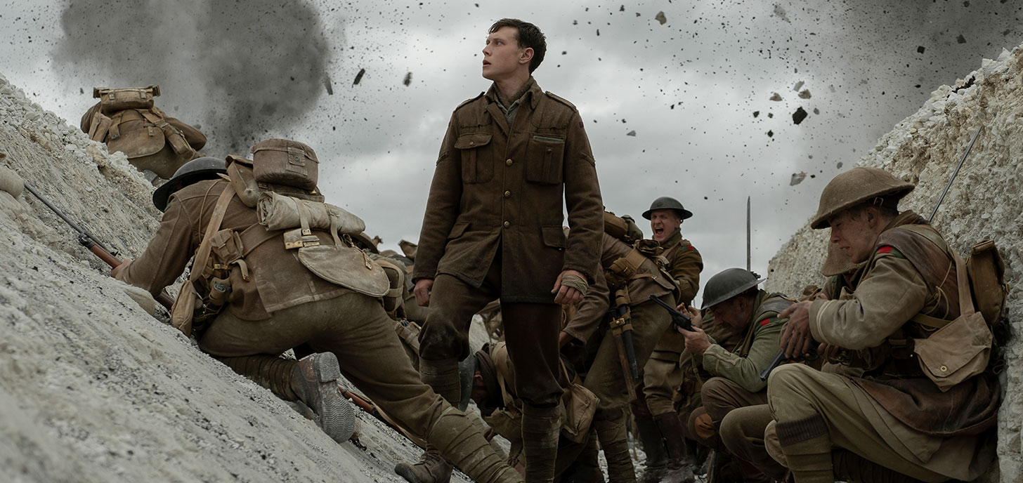 Now Showing: 1917